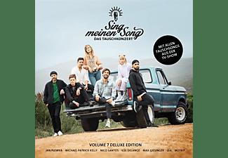 VARIOUS - Sing Meinen Song - Das Tauschkonzert Vol. 7 Deluxe [CD]