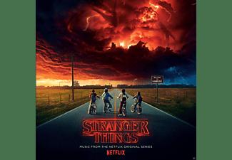 VARIOUS - Stranger Things - Music From The Netflix Original Series  - (CD)