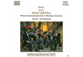 Thalia-schrammeln Quartett - Musik Aus Dem Alten Wien  - (CD)