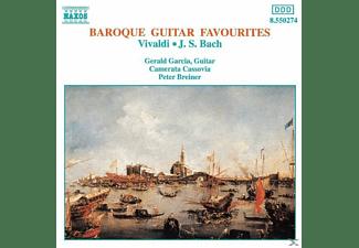 Gerald Garcia, Garcia/Breiner/Camerata Cass. - Beliebte Barocke Gitarrenmusik  - (CD)