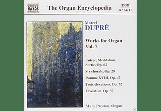 Mary Preston - Orgelwerke Vol.7  - (CD)