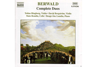 Tobias Ringborg, David Bergström, Mats Rondin, Bengt-ake Lundin - Komplette Duos  - (CD)