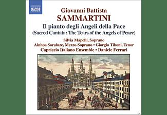 Mapelli, Ferrari, Capriccio Italiano Ensemble, Soraluze, Tiboni - Pianto Degli Angeli Della Pace  - (CD)
