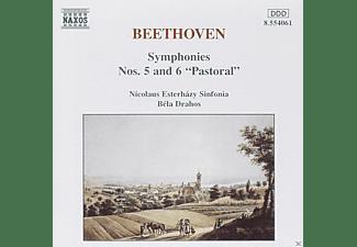 Nicolaus Esterhazy Sinfonia - Sinfonien 4+7  - (CD)