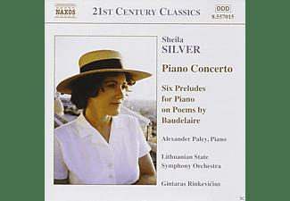 Alexander Paley, Lithuanian State Symphony Orchestra - Klavierkonzert/Six Preludes  - (CD)