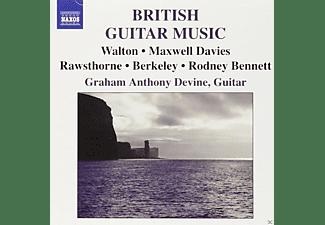 Graham Anthony Devine - Britische Gitarrenmusik  - (CD)