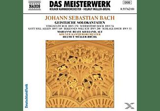 Kko, Kielland/Müller-Brühl/Kko - Geistliche Solokantaten  - (CD)