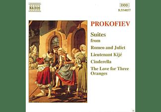 VARIOUS - Orchestersuiten  - (CD)