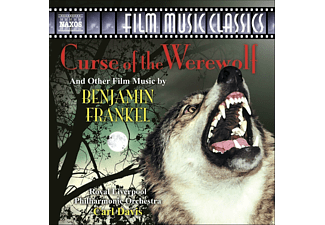 Royal Liverpool Philharmonic Orchestra - Curse Of The Werewolf  - (CD)