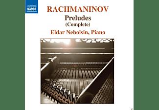 Eldar Nebolsin - Preludes  - (CD)