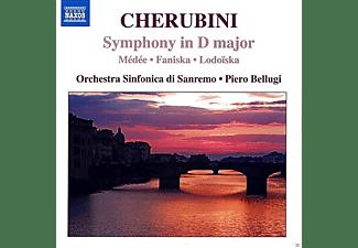 Orchestra Sinfonica Di Sanremo - Symphonie D-Dur  - (CD)