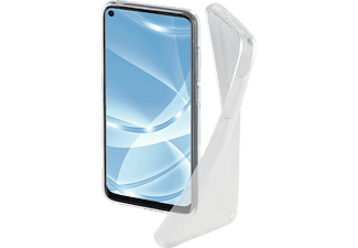 HAMA Schutzhülle Crystal Clear für Huawei P40 Lite, Transparent
