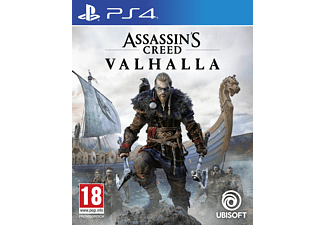 PS4 Assassins Creed Valhalla