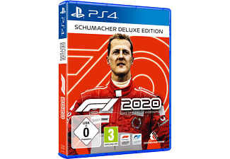 F1 2020 Schumacher Deluxe Edition - [PlayStation 4]