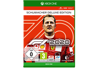 F1 2020 Schumacher Deluxe Edition - [Xbox One]
