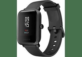 AMAZFIT BIP S, Smartwatch, 85 mm + 110 mm, Carbon Black