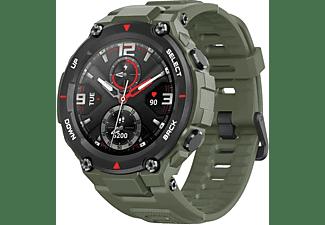 AMAZFIT T-Rex, Smartwatch, 78 mm + 123 mm, Army Green