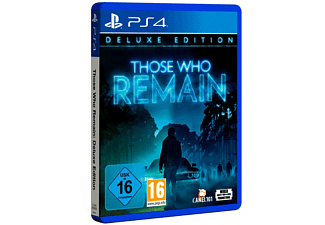 Those Who Remain Deluxe - [PlayStation 4]