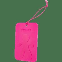 MR&MRS FRAGRANCE Mr & Mrs Fragrance Scented Card Citrus&Musk Lufterfrischer, Pink