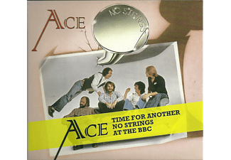 Ace - Time For Another / No Strings (Expanded Edition) (CD)