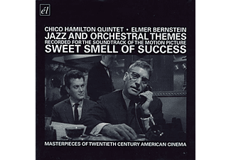 Chico Hamilton Quintet - Sweet Smell Of Success (A siker édes illata) (CD)