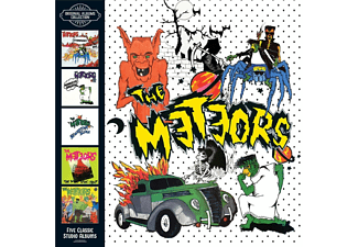 The Meteors - Original Albums Collection (CD)