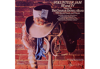 The Charlie Daniels Band - Volunteer Jam III + IV (CD)