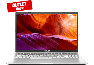 ASUS X509FB-BR102T/i5-8265U/8GB RAM/256 SSD/Nvidia MX110-2GB/15.6/W10 Laptop Gri Outlet 1204458