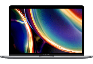 "APPLE MacBook Pro (2020) avec Magic Keyboard - Ordinateur portable (13.3 "", 512 GB SSD, Space Grey)"