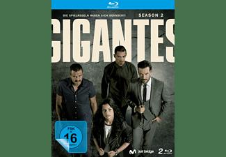 Gigantes - Staffel 2 [Blu-ray]