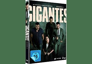 Gigantes - Staffel 2 [DVD]