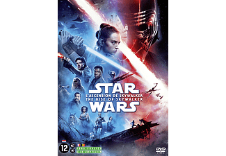 Star Wars IX: The Rise Of Skywalker - DVD