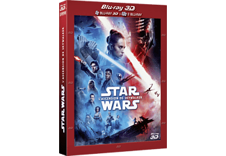 Star Wars IX: Rise Of Skywalker - 3D Blu-ray