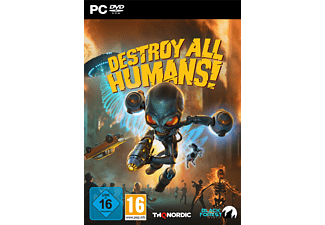 Destroy All Humans! für PC