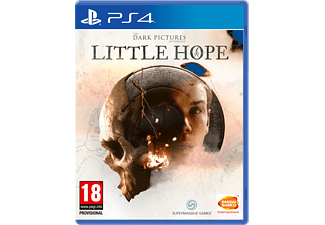 The Dark Pictures Anthology: LITTLE HOPE PlayStation 4