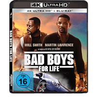Bad Boys for Life 4K Ultra HD Blu-ray + Blu-ray