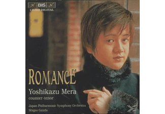 Yoshikazu Mera - ROMANCE  - (CD)