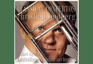 Christian Lindberg - Klassische Posaunenkonzerte  - (CD)