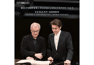 Sudbin Yevgeny - Klavierkonzerte Nrn.1 und 2  - (SACD)