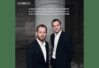 Beatson, Alasdair & Frank-Gemmill, Alec - Ein edles und melancholisches Instrument  - (SACD)