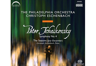 No Information Available - Sinfonie 4/The Seasons,op.37b  - (SACD)
