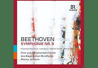 Lioba Braun, Michael Schade, Michael Volle, Chor Und Symphonieorchester Des Bayerischen Rundfunks, Mariss Jansons, Krassimira Stoyanova - Sinfonie 9  - (CD)