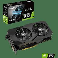 ASUS GeForce Dual RTX 2070 08G EVO V2 (90YV0E50-M0NA00) (NVIDIA, Grafikkarte)