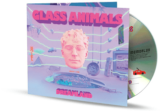 Glass Animals - Dreamland  - (CD)