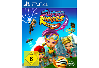 Super Kickers League Ultimate - [PlayStation 4]
