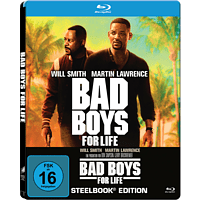 Bad Boys for Life (Steelbook) Blu-ray