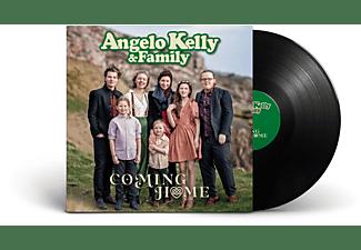Angelo & Family Kelly - COMING HOME (LTD.EDT.)  - (Vinyl)