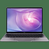 HUAWEI Matebook 13, R5-3500U, Vega 8, 8GB RAM, 512GB SSD, 13 Zoll, Space Gray (53010YSH)