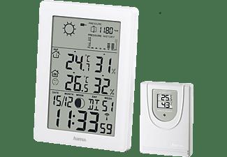 """HAMA Wetterstation """"EWS-3200"""", Weiß"""
