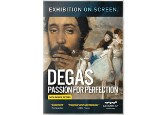 Degas: Passion for Perfection DVD